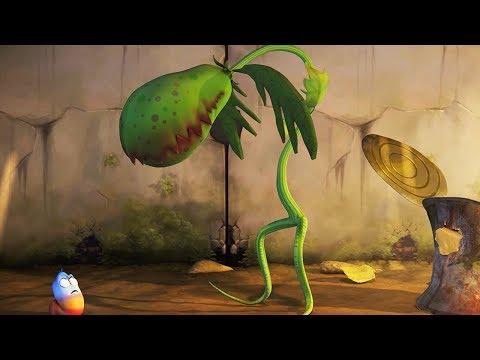 LARVA - HUMAN PLANT | Cartoon Movie | Cartoons For Children | Larva Cartoon | LARVA Official