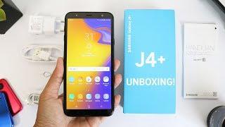 Jual Samsung Galaxy J4 Plus Ram 2GB Rom 32GB Garansi Resmi Sein