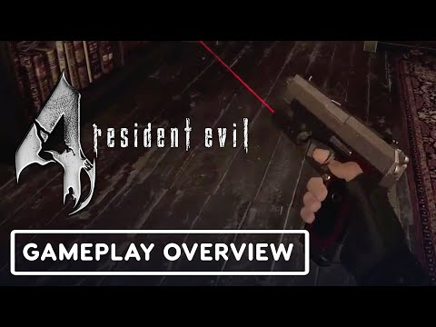 Resident Evil 4 VR gameplay - Oculus Gaming Showcase de