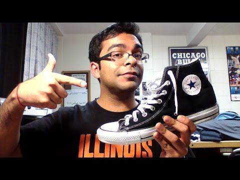 Купить Converse Chuck Taylor All-Stars (Hi-top) Review
