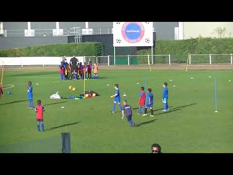 Le SCO Angers au Sablé FC 14.11.2018