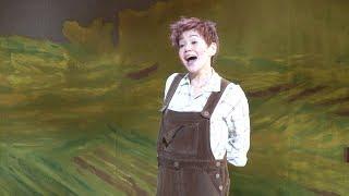 大竹しのぶが38年ぶりに同じ役を演じるミュージカル「にんじん」が8月1日から開幕