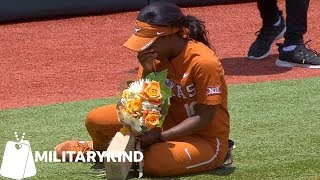 Deployed Big Brother Delivers Softball Game Surprise | MIlitarykind