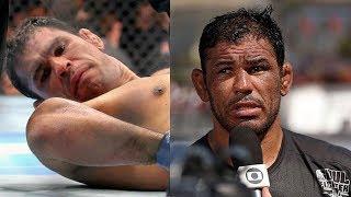 Почти оторвали руку. Невероятная история ММА бойца Родригу Ногейра.