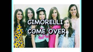 Cimorelli  Come Over (song sample)