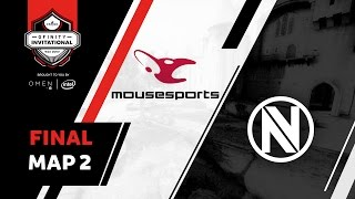 EnVyUs v Mousesports - Grand-Finals Map 2 [Cbble]