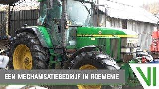 Een MECHANISATIEBEDRIJF in ROEMENIË! | Interview