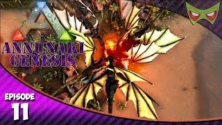 Ark: Annunaki Genesis Gameplay - Ep 11 - Wyvern Taming! - Lets Play on Pooping Evolved