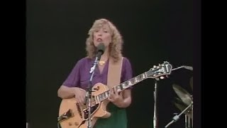Woodstock - Joni Mitchell Live (solo/audio only). Last song of the Shadows & Light concert.