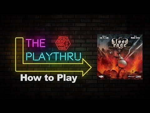 How to Play Blood Rage | The PlayThru