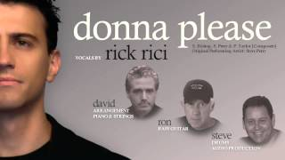STEVE PERRY - Donna Please (cover by Rick Rici, David Castagna, Ron Hall and Steve Bathurst)