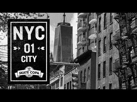 Image for video adidas Skate Copa: New York City - Part 1