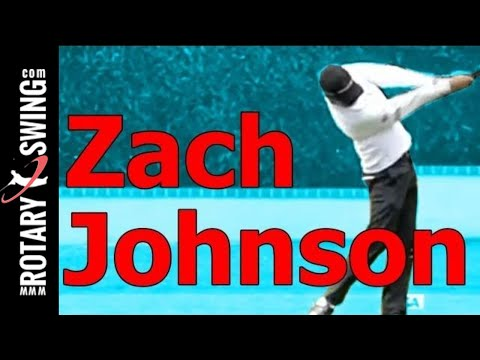Zach Johnson Golf Swing: How to Get Extension