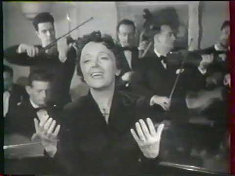 Edith Raconte Piaf - Documentaire (1988) Réalisé Par Gilles Delannoy