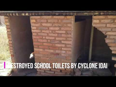 Build toilets/houses for 75 cyclone victims in Zim