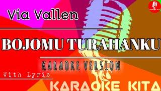 Bojomu Turahanku - Via Vallen - KOPLO (Karaoke Tanpa Vocal)