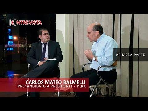 """""""Quiero ser un Eligio Ayala en el Palacio de los López"""""""
