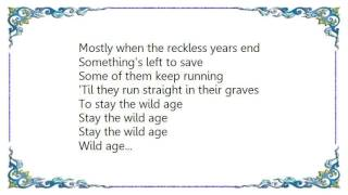 Warren Zevon - Wild Age Lyrics