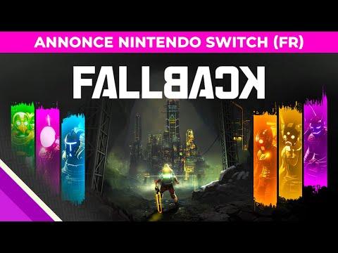 Annonce Nintendo Switch de Fallback