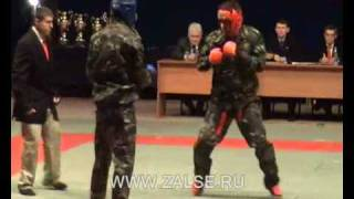 Армейский рукопашный бой.    Russian army  fight!!!!