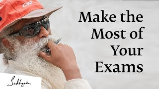 5 Tips From Sadhguru to Deal With Exam Fear