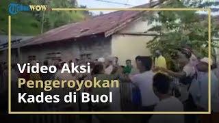Viral Video Pengeroyokan Kepala Desa oleh Warga di Buol, Polisi Sebut Adanya Salah Paham