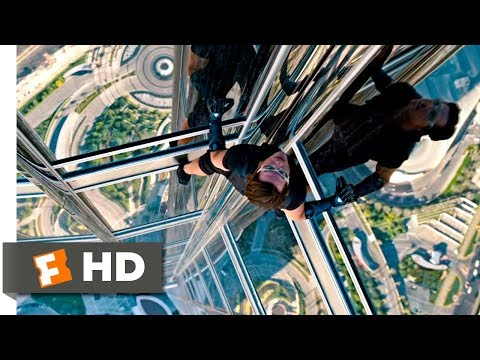 Burj Khalifa, Mission: Impossible – Ghost Protocol (2011)