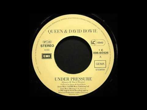 Queen and David Bowie - Under Pressure (Instrumental)