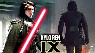 Star Wars! Kylo Ren