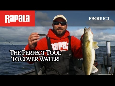 Воблер RAPALA SCATTER RAP TAIL DANCER SCRTD09-GTU фото №2