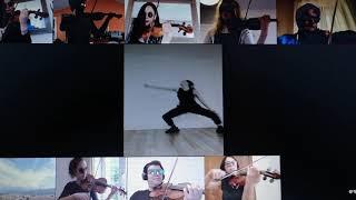 Coronamusic, tra giovani talenti irpini tra i grandi del mondo che suonano e danzano sulle note di Vivaldi
