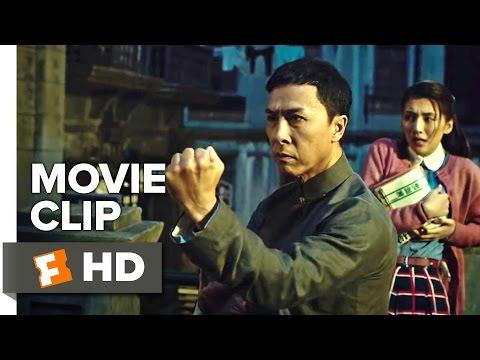 Ip Man 3 Movie CLIP - Under Siege (2016) - Donnie Yen, Lynn Hung Action Movie HD