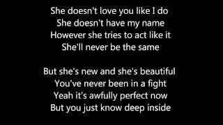 She's not me part 1 & 2 (lyrics - Gabriel frederikke Hansen)