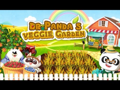 Video of Dr. Panda's Veggie Garden