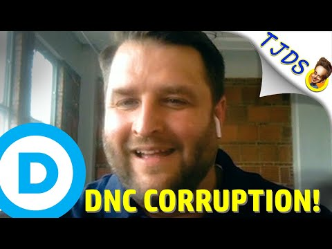 DNC Corruption Exposed by Bernie Sanders Representative!
