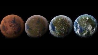 Космос  Эволюция планеты Земля  Документальный фильм про космос