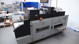 XXL LayFlat Photo Book Production With FastBook Professional By Imaging Solutions AG (ISAG)