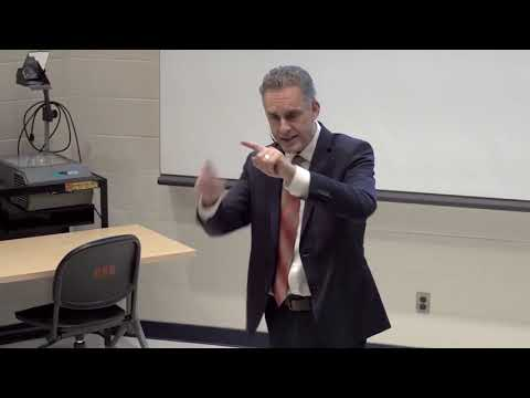 Jordan Peterson – Jak si určit a splnit cíle