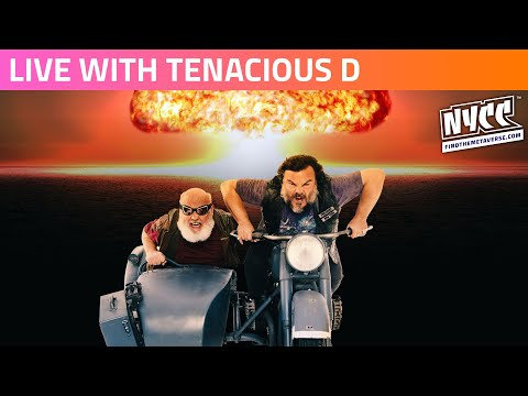 Live with Tenacious D! | The Post-Apocalypto Graphic Novel Spotlight