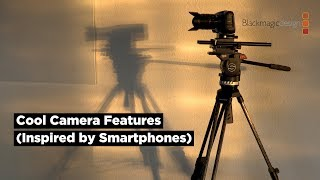 Using Professional (Traditional) Cameras with Smartphones