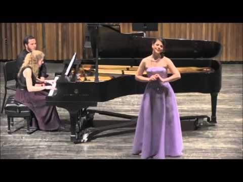 Non disperar by Handel from Giulio Cesare