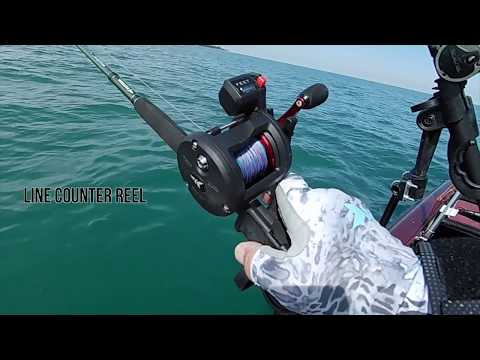 HOW TO USE A LINE COUNTER REEL for TROLLING – KastKing
