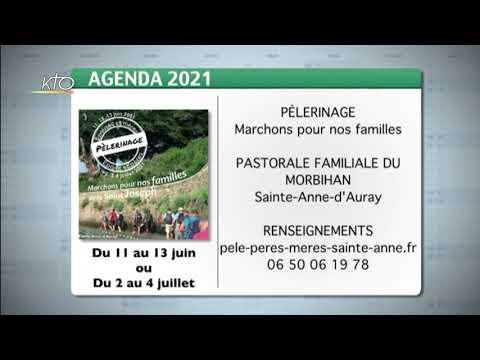 Agenda du 28 mai 2021