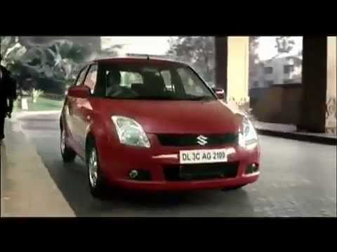 Maruti Suzuki Swift - Race TVC