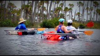Get Up and Go Kayaking on Florida's Adventure Coast, Brooksville-Weeki Wachee (2021)