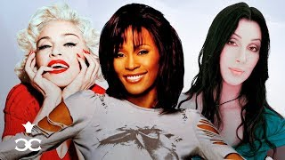 Cher, Madonna, Whitney Houston - Believe Somebody (DJ Earworm Mashup)
