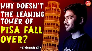 Why doesn't the Leaning Tower of Pisa Fall Over? | Pisa Bell Tower | Leaning Tower of Pisa Facts