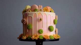 Топ 10 удивительные украшения тортов | Мастер класс от профессиналов
