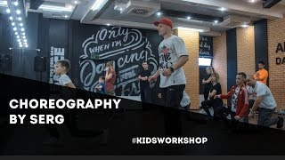 Black Sheep - The choice is Yours Kids Workshop by Serg 2018