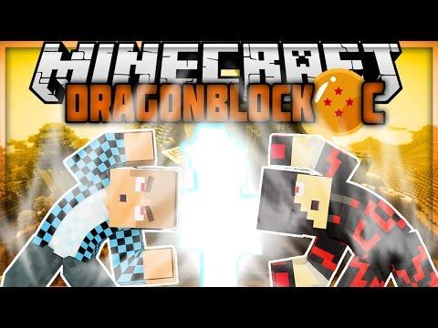 Minecraft: Mod Showcase - Dragon Block C [UPDATE 3] - FUSION!